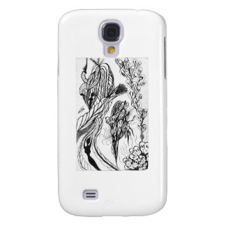 Serpent Wishes Galaxy S4 Cover