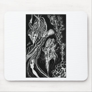 Serpent Wishes Inverted Mousepads