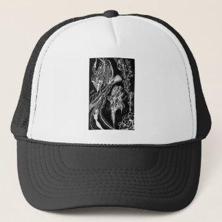 Serpent Wishes Inverted Trucker Hat