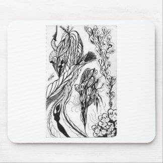 Serpent Wishes Mousepads