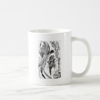 Serpent Wishes Classic White Coffee Mug