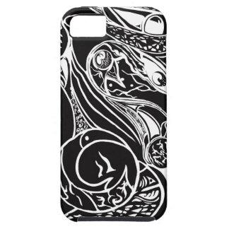 Serpentina iPhone 5 Carcasas