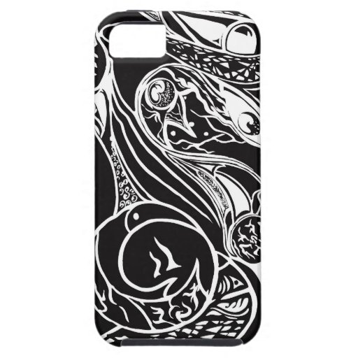 Serpentine Case For The iPhone 5