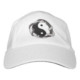 Serpents Dual (Black/White) Headsweats Hat