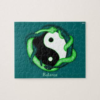 Serpents Dual (Green) Puzzles