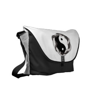 Serpents Dual Messenger Bag