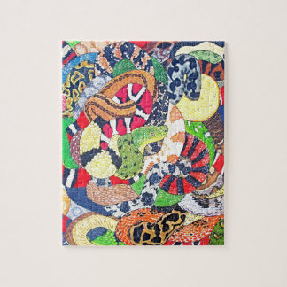 Serpents Jigsaw Puzzle