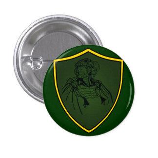Serpie Sketch Button Green