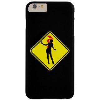 SERPIENTE AMONESTADORA SELFIE FUNDA DE iPhone 6 PLUS BARELY THERE