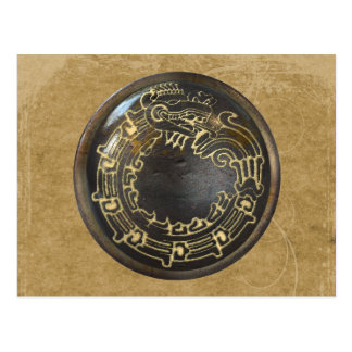 Serpiente azteca postal