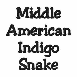 Serpiente de añil americana media