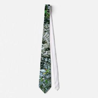Serpiente de cascabel de Diamondback occidental Corbata Personalizada