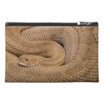Serpiente de cascabel del basilisco