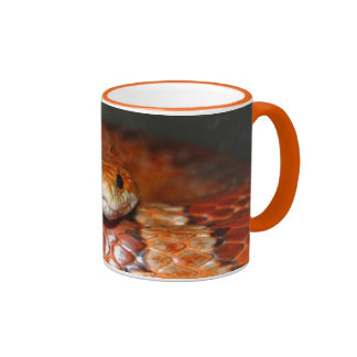 Serpiente de maíz taza de café