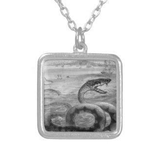 Serpiente de mar/serpiente colgante cuadrado
