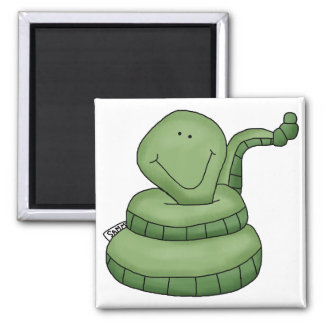 Serpiente de Sammy Imán Cuadrado