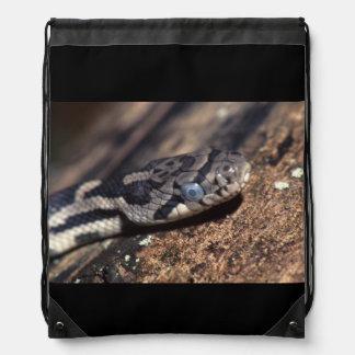 serpiente del este del zorro mochila