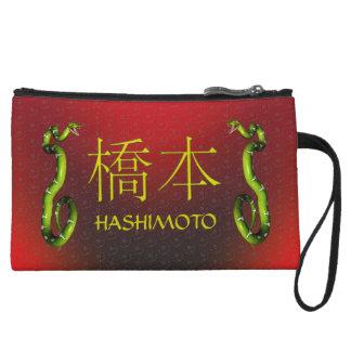 Serpiente del monograma de Hashimoto