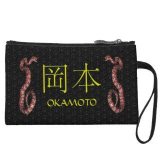 Serpiente del monograma de Okamoto