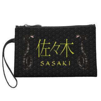 Serpiente del monograma de Sasaki