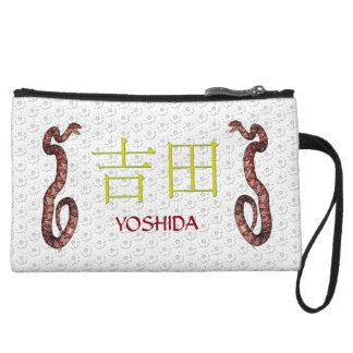 Serpiente del monograma de Yoshida
