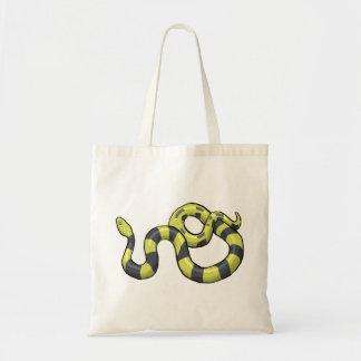 Serpiente del pitón bolsas