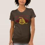 Serpiente del tonelero DTOM Camiseta
