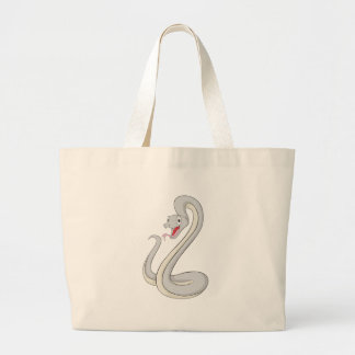Serpiente feliz de la mamba negra bolsas