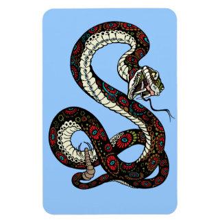 serpiente imanes