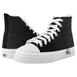 Serpiente negra zapatillas