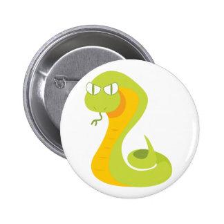 Serpiente Pin Redondo De 2 Pulgadas