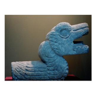 Serpiente Plumed, ANUNCIO 800-900 Postal