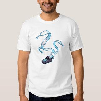 Serpientes de la calculadora polera