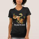 Serpientes paganas camiseta