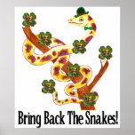 Serpientes paganas poster