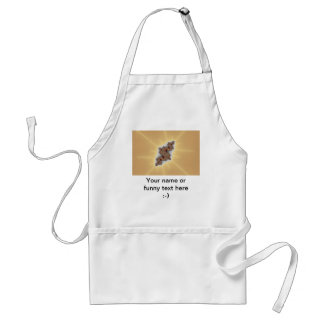 Serpus - Fractal Art Adult Apron