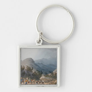 Serra de Estrella or De Neve Keychain