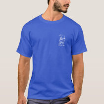 Serra Padre 1968-Blue T-Shirt