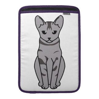 Serrade Petit Cat Cartoon MacBook Air Sleeve