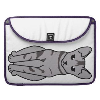 Serrade Petit Cat Cartoon MacBook Pro Sleeve