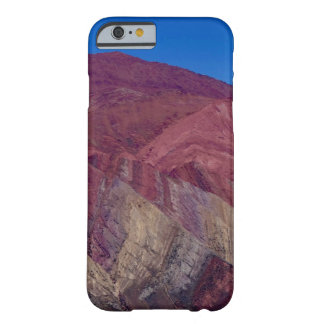 Serranias del Hornocal in Argentina Barely There iPhone 6 Case