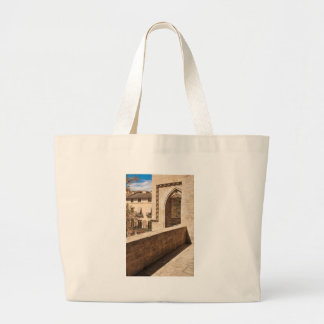 Serrano Tower Large Tote Bag