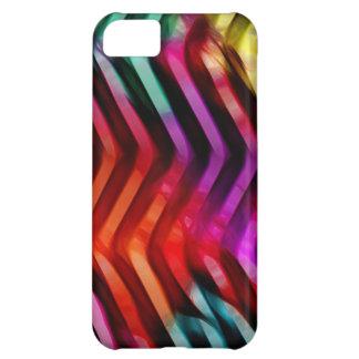 SERRATED RAINBOW iPhone 5C CASE