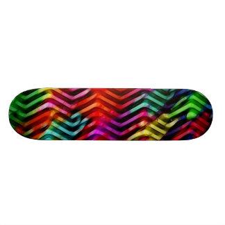 SERRATED RAINBOW Skateboard