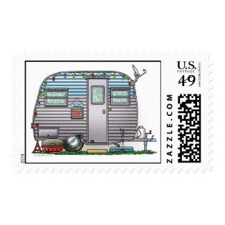 Serro Scotty Camper Postage
