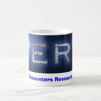 SERT logo, Spirit Encounters Research Team Magic Mug