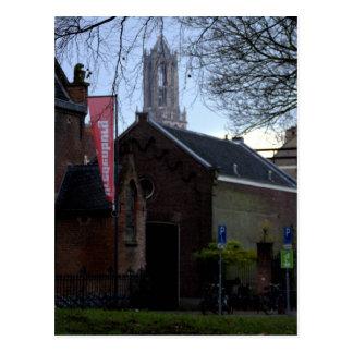 Servaasbolwerk, Utrecht Postcard