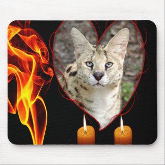 serval-00156 tapete de raton
