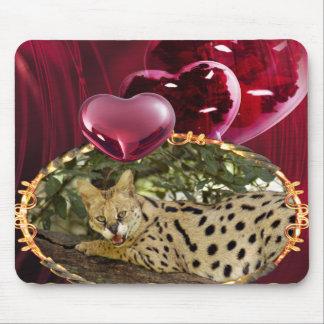 serval-00164 tapetes de ratones