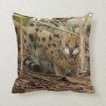 serval 005 pillow